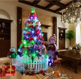 Ornamento su misura PVC all'ingrosso dell'albero di Natale di promozione
