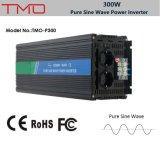Inversor de uma potência de 300 watts, onda de seno pura do inversor de 12V 220V, micro conversor 300W solar