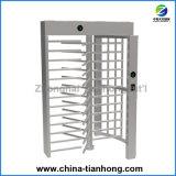 完全な高さの回転木戸を収納する優雅な設計されていたステンレス鋼