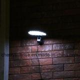 Luz ao ar livre solar ao ar livre da parede do diodo emissor de luz dos melhores jogos claros solares brancos
