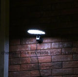 Luz al aire libre solar al aire libre de la pared de los mejores kits ligeros solares blancos LED