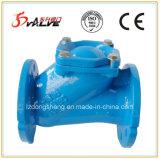 Ductielの鉄のフランジは球の振動小切手弁Pn10、Pn16を終了する