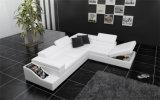 Europäisches modernes L Form-Funktions-Sofa-ledernes geschnittensofa (HC1070)