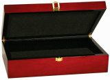 Коробка хранения подарка отделки рояля Rosewood деревянная