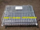 Niedrigerer Preis Glavanized Draht-Rahmen verwendet für Speicherung