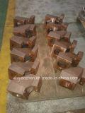 Kupfernes Electrical Block für Electrical Equipments