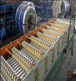 Maquinaria para construção de telhado metálico