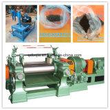 Pianta di riciclaggio residua automatica del pneumatico a polvere di gomma