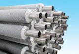 Tubo alettato sporto applicato nel dispositivo di raffreddamento di aria o nello scambiatore di calore
