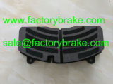Rondelle de frein de pièce de camion Wva 29195/29175, rondelle de frein de véhicules utilitaires