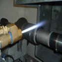 Macchina dello spruzzo di combustibile di Oxy (HVOF) di alta velocità, macchina dello spruzzo di Hvof, macchina dello spruzzo di Hvof della polvere