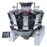 1台の機械に付き2台の重量を量り、詰める二重Servo D