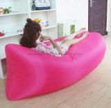 携帯用不精な椅子の屋外のベッドの空気ソファー