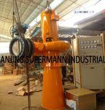 Generador de turbina Volute del agua de Francisco del flujo axial