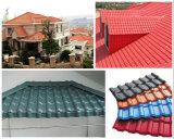 Extrusion de tuile de toit de PVC faisant la machine de Machine-Suke