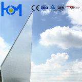 1634*986mmの上塗を施してある緩和された太陽光起電明確で低い鉄ガラス