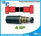 boyaux 4sp/R12 hydrauliques à haute pression