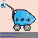 De Wasmachine van de autowasserette en van Machines en van de CentrifugaalPomp en van de Druk