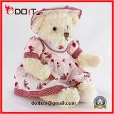 Orso dell'orsacchiotto del pannello esterno del giocattolo 25cm dei capretti del giocattolo delle ragazze come regalo dei bambini