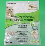 Cat Litter farrowed with Tear Notch, professional Manufacturer