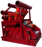 Mud Cleaner Combined Desander et Desilter China Supplier