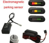 Pantalla LED Auto Electromagnetic Parking Sensor con No-Drill & No-Damage