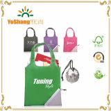 Drucken-annehmbares Nylon-Polyester-faltbare Einkaufstasche
