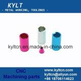 Gute Qualitätschina-Nickel-Plated Aluminium CNC-maschinell bearbeitenprodukte