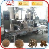 Sich hin- und herbewegende Wassergarnele-Fisch-Nahrungsmitteltablette, die Extruder-Maschine herstellt