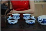 Phoenix Ojos Chiese hoja de té beber té verde del té