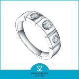 Дешевый юг - кольцо стерлингового серебра американца 925 для женщин (R-0365)