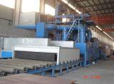 2 contadores de la placa de acero de máquina del chorreo con granalla (Q6920)