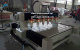 Маршрутизатор Machine CNC 6 Spindles Professional Woodworking с CE
