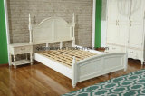 Festes hölzernes Bett-moderne doppelte Betten (M-X2266)