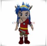 Traje de mascote de Cosplay Mascot de Anime Girl