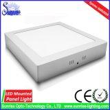 마운트 정연한 12W LED 위원회 또는 천장 빛