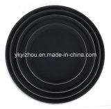 ホテルのための非ガラス繊維のスリップの食糧サービングの皿
