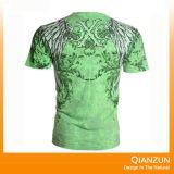 Katoenen van de Druk van de Overdracht van de hitte T-shirts voor Verkoop