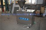 Stuffer hydraulique multifonctionnel de saucisse pour la chaîne de fabrication de saucisse