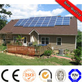 Ein Grad-hohe Leistungsfähigkeits-Sonnenkollektor für kleines HauptsolarStromnetz für Afrika