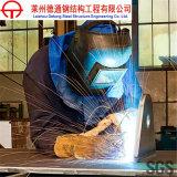 Edificio de acero prefabricado de la fábrica profesional del diseño de China