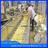 Knoblauch, der Maschinerie-Geräten-Knoblauch-Reis-aufbereitende Zeile aufbereitet