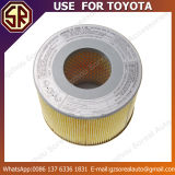 Konkurrenzfähiger Preis-Selbstfilter-Luftfilter 17801-62010 für Toyota