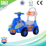 Factory Kids Ride on Toy Wiggle Car avec bacrest en gros