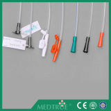 Cateteri medici a perdere approvati di aspirazione del connettore del Protezione-Cono di CE/ISO (MT58029001)