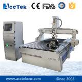 Hölzerner CNC-Fräser für Füße des Gestaltungsarbeit/Holzbearbeitung CNC Fräser-Akm1325 4*8
