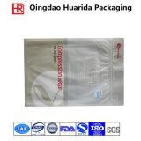 熱い販売法のジッパーが付いている透過プラスチック衣服のパッキング袋