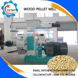 Machine 5ton de moulin de boulette en bois/paille/sciure par heure