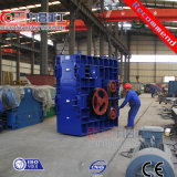 Marmorzerkleinerungsmaschine für die vier Rollen-dreistufige feine Steinzerquetschung