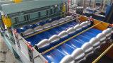 Automatische glasig-glänzende Fliese-Rolle, die Maschine bildet
